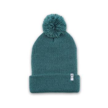 Cuffed Pompom Hat_DSC9696